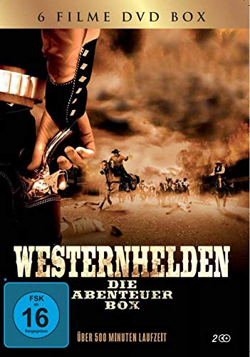 Westernhelden - Die Abenteuer Box [2 DVDs]