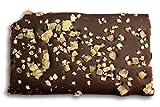Traditionsschokolade Ingwer-Zitrone, Edel-Bitter-Schokolade mit kandierten Ingwer- und Zitronenschalenstückchen, Bruchschokolade, 1 kg Karton