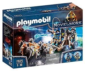 PLAYMOBIL Novelmore Equipo Lobo Novelmore, A partir de 8 Años (70225)