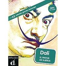 Dalí - El pintor de Sueños, Libro + Audio descargable (mp3)