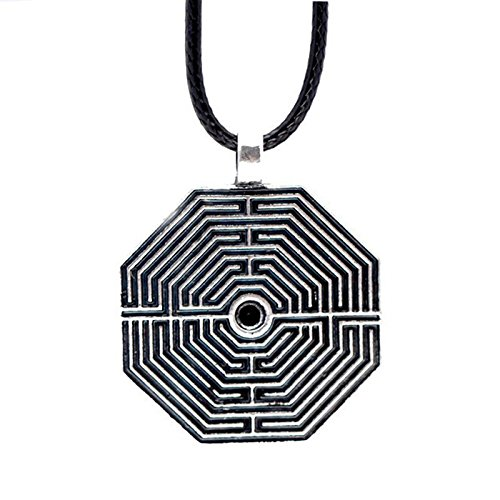 Percy Jackson und die Olympier - The Battle of the Labyrinth - Maze Runner Halskette