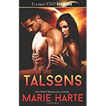 Taming The Talsons (Talson Temptations) by Marie Harte (2014-07-01)