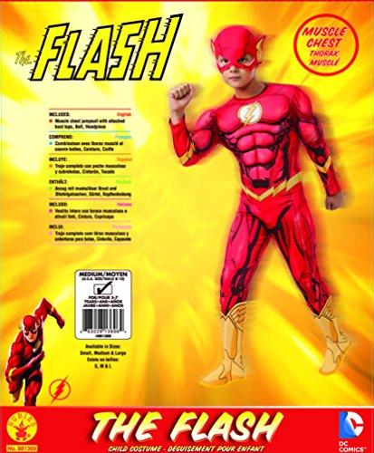 Imagen de rubie's  disfraz marvel the avengers el flash para niños de 5  7 años 881369_m  alternativa