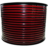 Lautsprecherkabel rot/sw 2x2,5mm² - 50m Ring