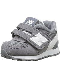 New Balance Unisex-Kinder Kv574cki M Hook and Loop Sneakers