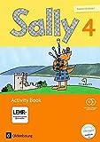 Sally - Englisch ab Klasse 1 - Zu allen Ausgaben (Neubearbeitung): 4. Schuljahr - Activity Book mit interaktiven Übungen auf scook.de: Mit CD-ROM, Audio-CD und Portfolio-Heft