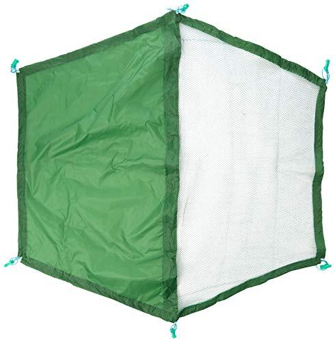 Trixie - 6251 Rete con telo ombreggiante per recinto da esterno, Verde