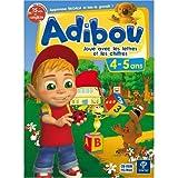 Adibou joue avec les lettres et les chiffres 4-5 ans