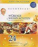 Huber-Kölle Gewürz-Advenskalender Schuhbeck´s'Würzige Weihnachten', 1er Pack (1 x 319 g)