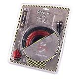 Ground Zero GZPK 35 Kabelset 6m 35mm² Stromkabel, RCA Kabel, LS Kabel, Sicherungshalter