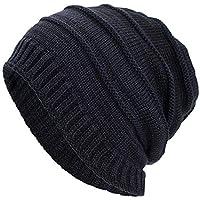 Elsta Unisex Winter Wolle stricken Hut Baggy Warm Crochet Winter Wolle Stricken Ski Beanie Schädel Slouchy Caps... preisvergleich bei billige-tabletten.eu