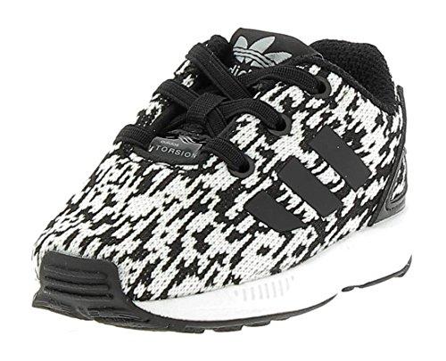 4a563391b adidas Unisex Babies  Zx Flux El I Sneakers