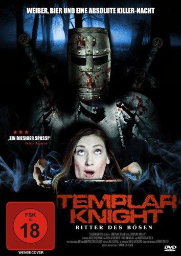 Alive - Vertrieb und Marketing/DVD Templar Knight - Ritter des Bösen [2 DVDs]
