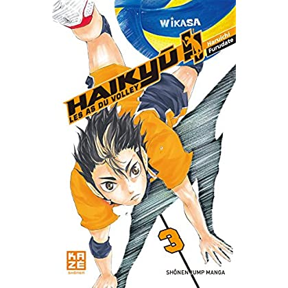 Haikyu!! Les AS du Volley - Tome 3 (Haikyu! Les as du volley)