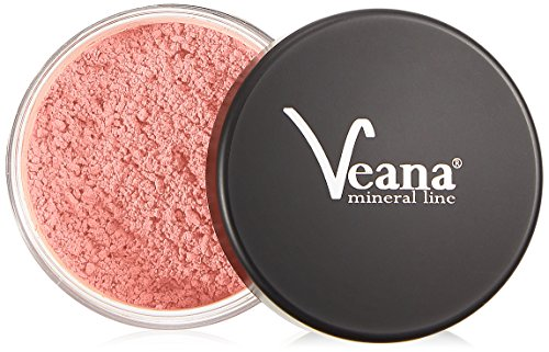 Veana Mineral Line Blush - Peach Pink, 1er Pack (1 x 9 g) -