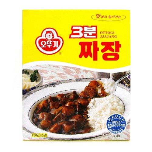ottogi-3-mins-jjajang-black-bean-sauce-200g