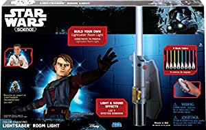 Star Wars Science Infrared Remote Controlled Lightsaber Room Light