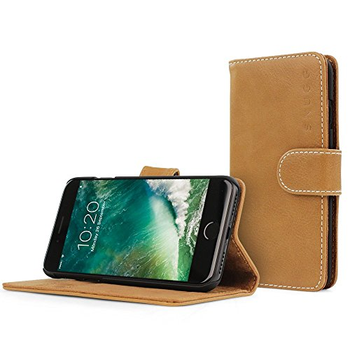 coque-iphone-7-plus-snugg-apple-iphone-7-plus-etui-a-rabat-emplacements-pour-cartes-cuir-portefeuill