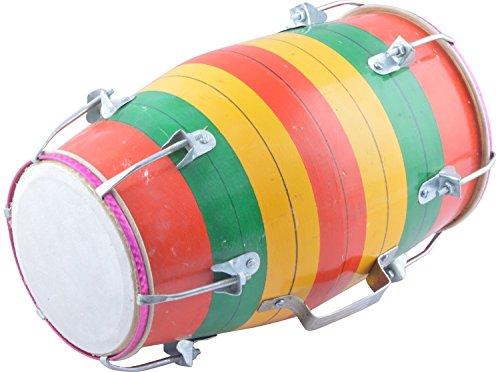 Musical BD-001 Baby Dholak - Schraub-Typ, mehrfarbig