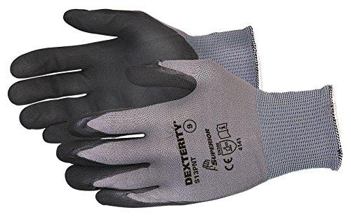 Geschicklichkeit Black Widow Grip Hohe Abriebfestigkeit Handschuh schwarz 09 -