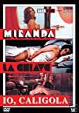 Box Tinto Brass: Miranda - La Chiave - Io, Caligola
