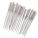 MagiDeal 20pcs Haus Nähmaschine Nadeln Größe 100/16 110/18