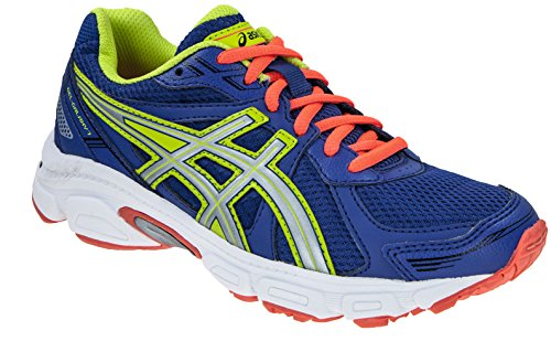 Asics Zapatillas Performance Gel-Galaxy 7 GS Azul/Plata/Coral EU 33.5 (US 2)