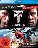 The Punisher/Spider-Man: Homecoming - Best of Hollywood [Blu-ray]