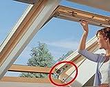 ABUS FTS 3003_ W C N Riegelschloss mit Druck mit Halterung für Fenster oder Schiebetür weiß Blister