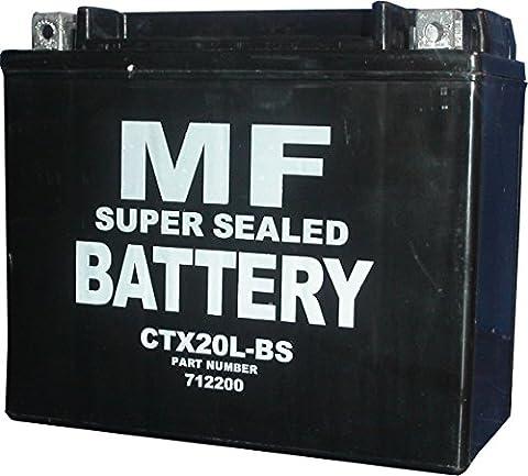 Kawasaki KAF 620 E (Mule 3010 4x4) (Global) 2001-2008 Battery