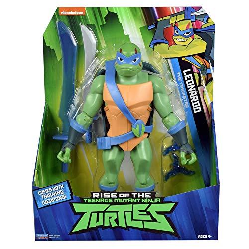Teenage Mutant Ninja Turtles tuab3110die Rise Giant Action Figuren-Leonardo