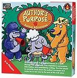 Authors Purpose Game Red Level