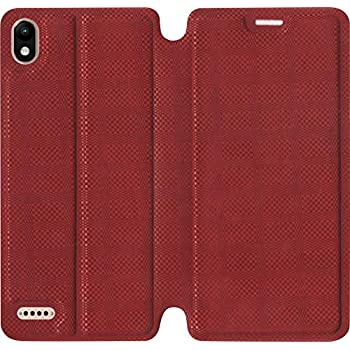 new product d335c 55106 SBMS Tecno Camon Ace Flip Cover Cover (Red)