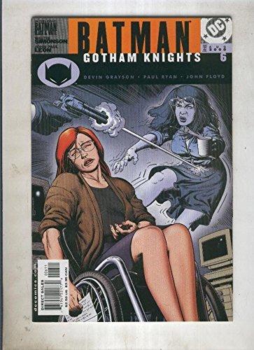 Batman Gotham knights numero 006