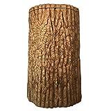 Regentonne Regenwassertank Evergreen 475 Liter hellbraun aus UV- und witterungsbeständigem Material. Regenfass bzw. Regenwassertonne mit kindersicherem Deckel und hochwertigen Messinganschlüssen