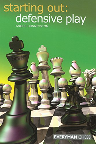 Starting Out: Defensive Play (Starting Out Series) por Angus Dunnington
