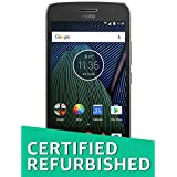 (Certified REFURBISHED) Moto G5 Plus XT1686 (Lunar Grey, 32GB)