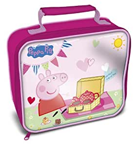 Spearmark Peppa Tea Party Rectangle Lunch Bag