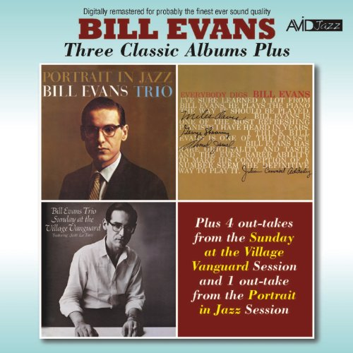 Night and Day (Everybody Digs Bill Evans)