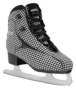 Roces Damen Schlittschuhe Brits, White-Black, 36, 450557-008