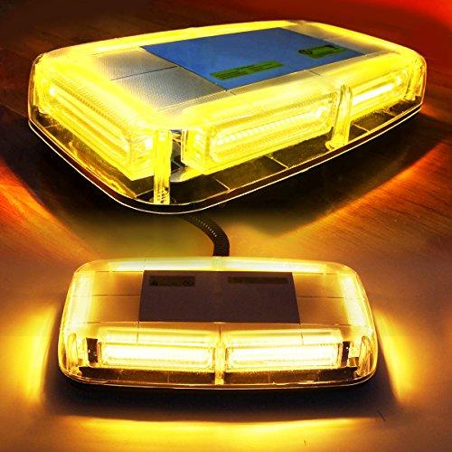 AMBOTHER-6-LED-COS-Auto-Rundumleuchte-Signal-LED-Warnleuchte-Blinkleuchte-Lichtbalken-Blitzleuchte-Hohe-Intensitt-Recht-Durchsetzung-Stroboskoplicht-Wasserdicht-12V-gelb