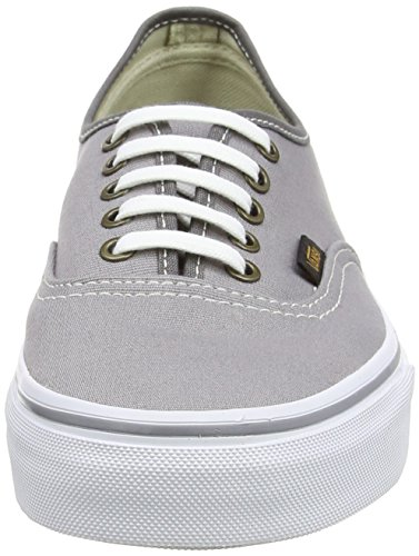 Vans Authentic, Sneakers Basses Mixte Adulte Gris (Surplus/Frost Gray/Pewter)