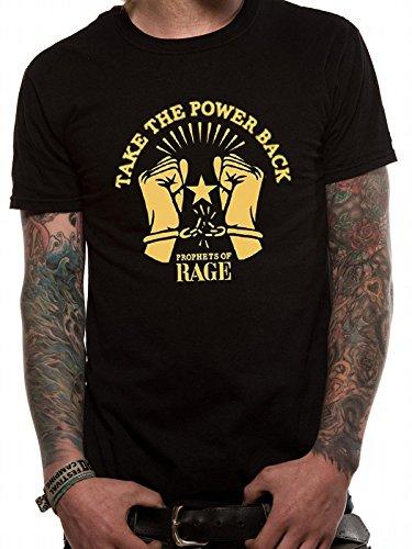 Prophets Of Rage Take The Power Back T-Shirt Schwarz Schwarz