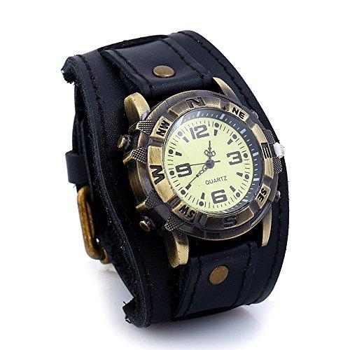 MAYBAO - -Armbanduhr- SLSB-black (Uhr Rocker)