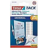 Tesa Tack - Masilla adhesiva, 80 unidades