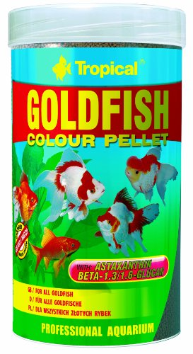 Tropical Tadeusz Ogrodnik GOLDFISH COLOUR PELLET gr.90/ml.250