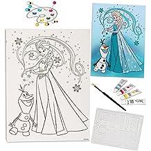 Bilder für kinderzimmer auf leinwand selber malen mädchen  Suchergebnis auf Amazon.de für: Leinwand für Kinder Keilrahmen Malen