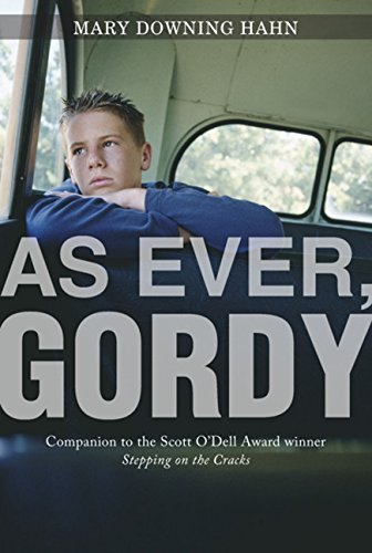 As Ever, Gordy by Mary Downing Hahn (2011-03-21)