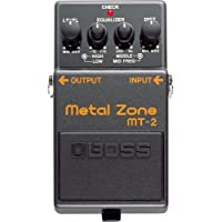 BOSS MT-2 Metal Zone Distortion Guitar Pedal
