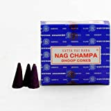 Räucherwerk Räucherkegel - Duft: Satya Saibaba Nag Champa - RÄUCHERN